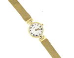 14ct yellow gold Lady's modern 'Geneve' watch