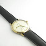 Men's gold plated 'Hamilton' watch