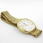 18ct yellow gold unisex 'Longines' watch