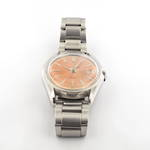 Mens Stainless steel Eternamatic watch